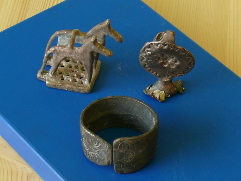 Prähistorischer Bronzeguss. Intensivkurs mit Dr. Bastian Asmus.