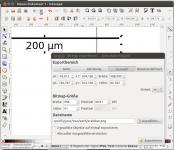 Benutzung von Inkscape 2